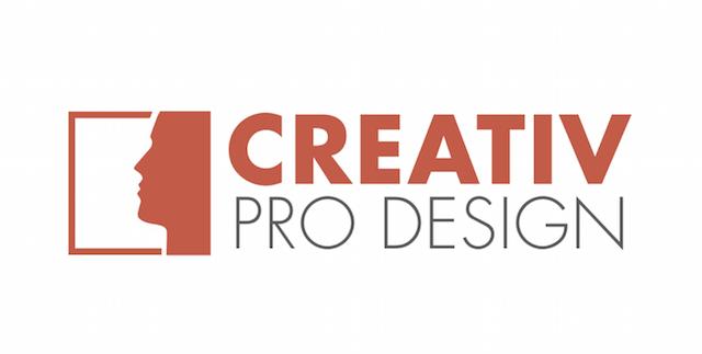 Creativ Pro Design Logo
