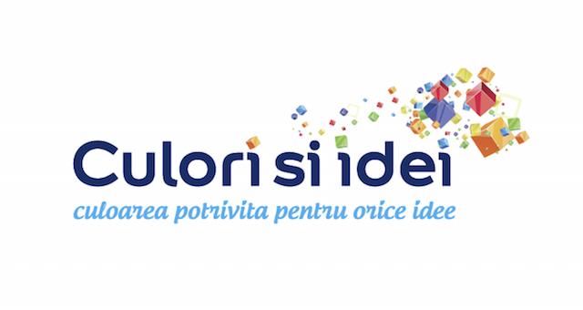 Culori si Idei Logo